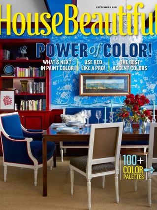 House Beautiful September 2013