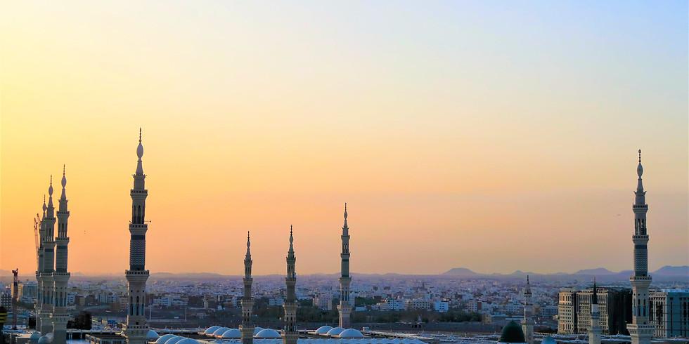 Talk: My Life in Saudi Arabia