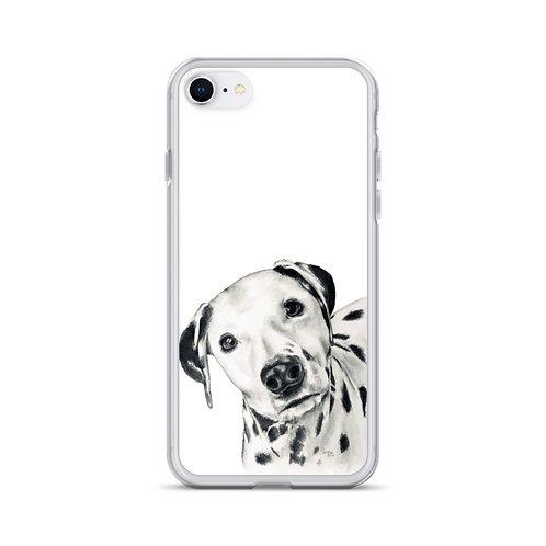 Dalmatian iPhone Case