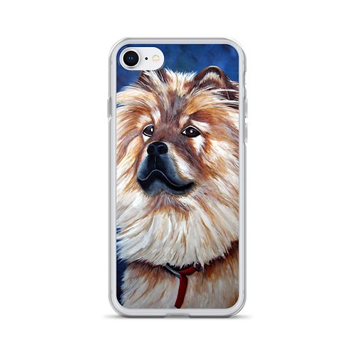 Chow Dog - iPhone Case