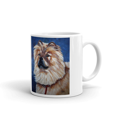 Chow Dog Mug