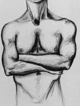 Life Drawing Man