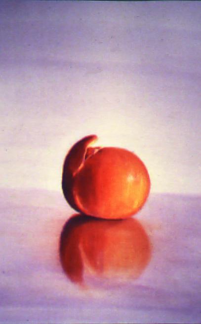 Sill Life of Orange