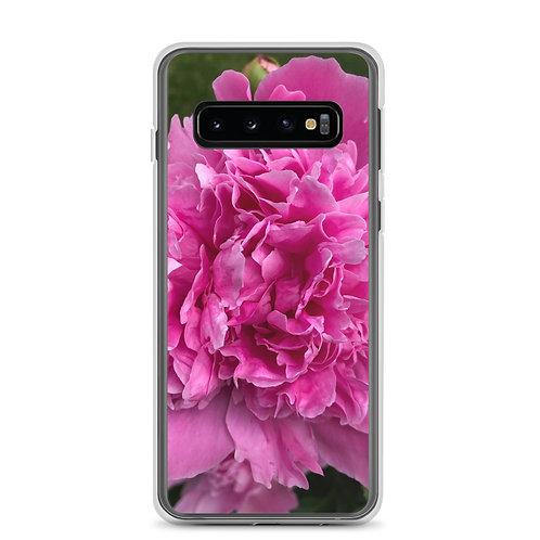 Pink Peony Samsung Case