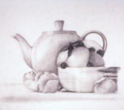 Still Life Teapot