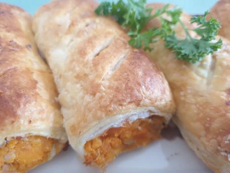 Veggie Savoury Pastries