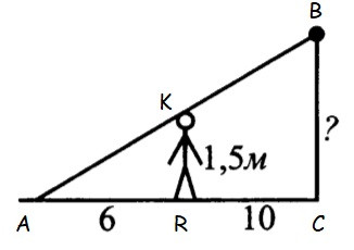 Подобие треугольников уже в игротеке.