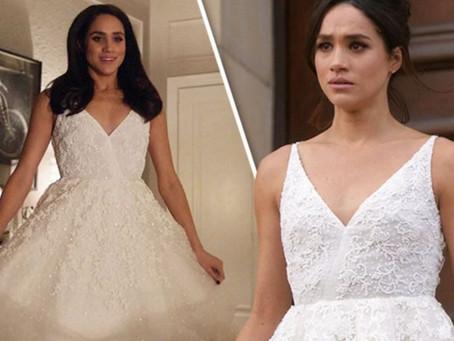 Meghan Markle Wedding Dress HINTS!