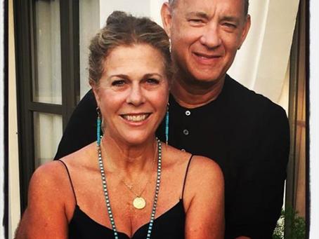 Rita Wilson Posts Adorable Wedding Anniversary Note About Tom Hanks