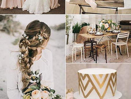 Must-Have 2017 Wedding Trends