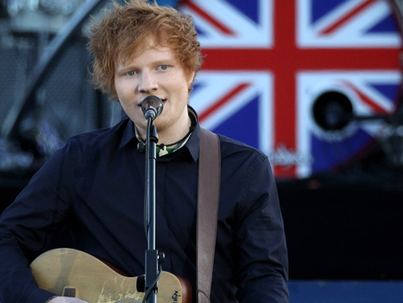 Ed Sheeran Is Engaged to Girlfriend Cherry Seaborn: See His Announcement!