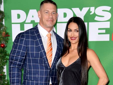 John Cena Gets Emotional as He Recalls His Proposal to Nikki Bella