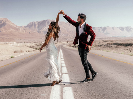 Model Wears Her Wedding Dress in 33 Different Countries Throughout Her Yearlong Honeymoon