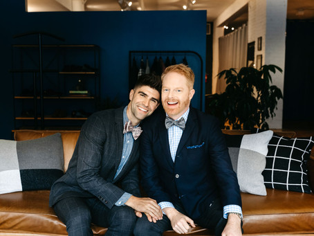 Jesse Tyler Ferguson Tells Us How His Love Marches On With Husband Justin Mikita