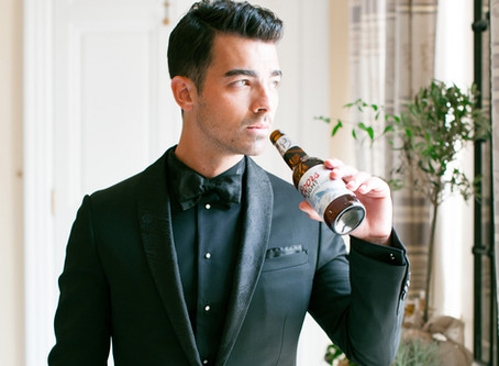 Joe Jonas and Sophie Turner Had Custom Coors Light Bottles at Their Wedding