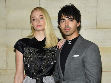 Joe Jonas and Sophie Turner's Save the Date Is Here: See Their Wedding Date and Location