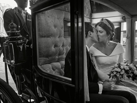 Princess Eugenie's Wedding Reception: Five Moments You May Have Missed