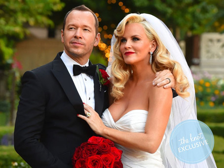 Jenny McCarthy and Donnie Wahlberg Tell Us the Most Memorable Music Moments From Their Wedding Day