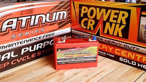 Power Crank Batteries
