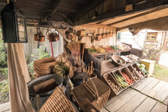 Le marché du village Canadiana