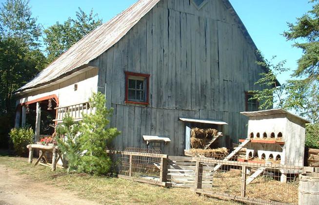 La grange de bidou