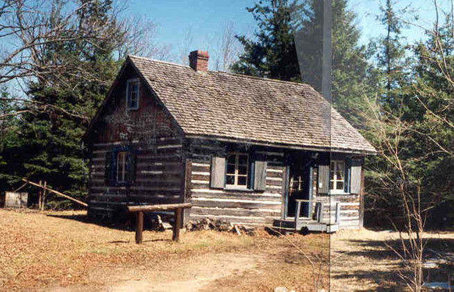 La maison du trappeur