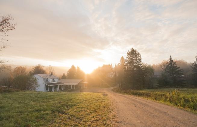 La maison Delorme et le musée du village