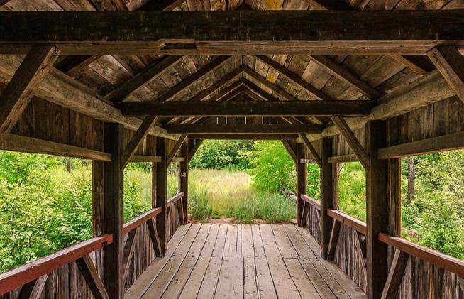 Le pont Hobb's