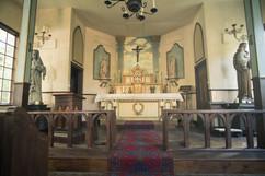 Église du village Canadiana