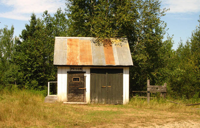 The old village prison