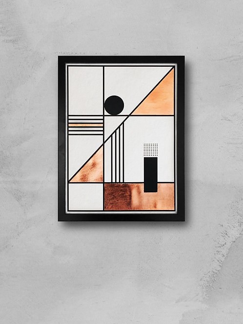 The Language Of Shapes: Copper Series 3