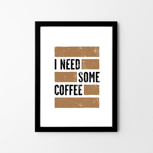 Some Coffee