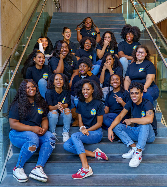 Natural Hair Org's President, Fuzzy, Discusses The Impact of BU Naturally on Campus