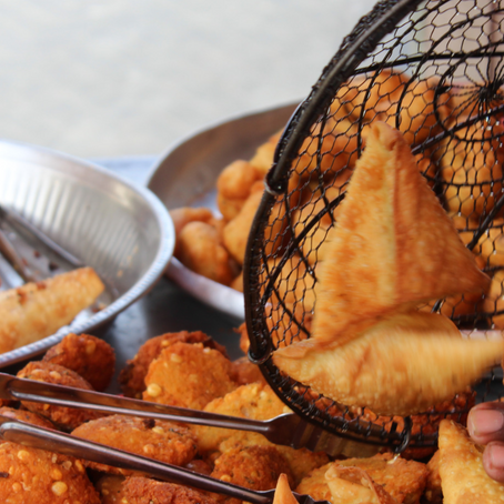 4 Reasons Frying Food is Making You Sick