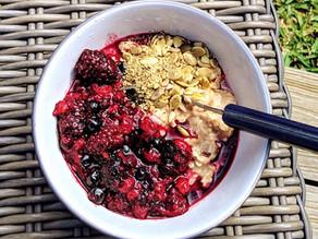 Breakfast in 10: Yummy oatmeal
