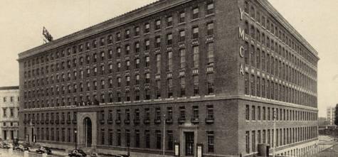 """""""THE GREATER BOSTON Y.M.C.A."""", PRIMEIRO LUGAR EM QUE YOGANANDA MOROU QUANDO CHEGOU AOS ESTADOS UNIDOS, EM 19 DE SETEMBRO DE 1920."""
