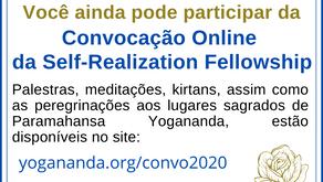 Você ainda pode participar da Convocação Online da SRF