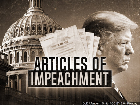 IMPEACHMENT 2021 - The Real Question - JURISDICTION.