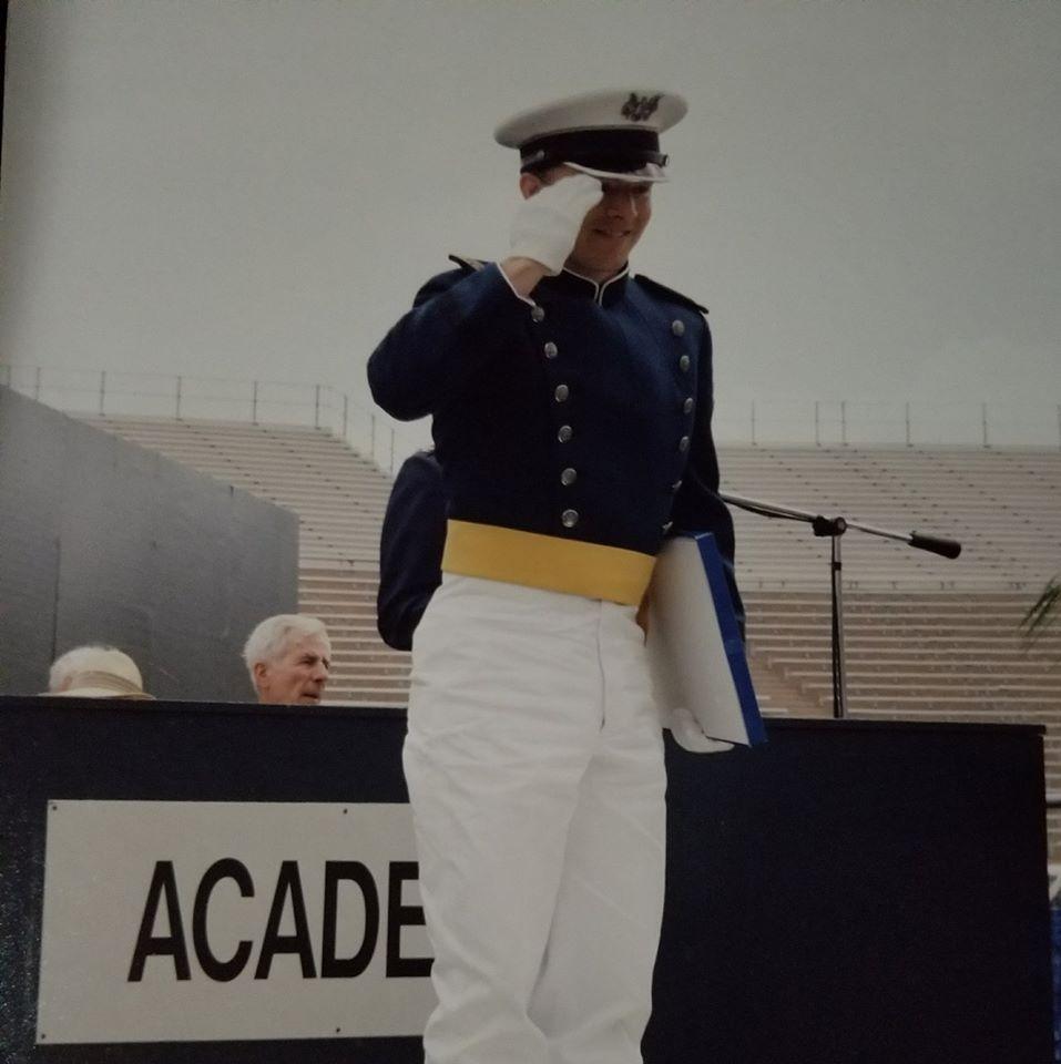 usafa graduation