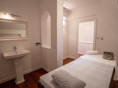 Preme Spa Private Aroma Room under roof.