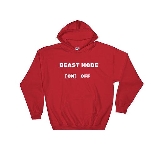 Beast Mode Toggle Hoodie