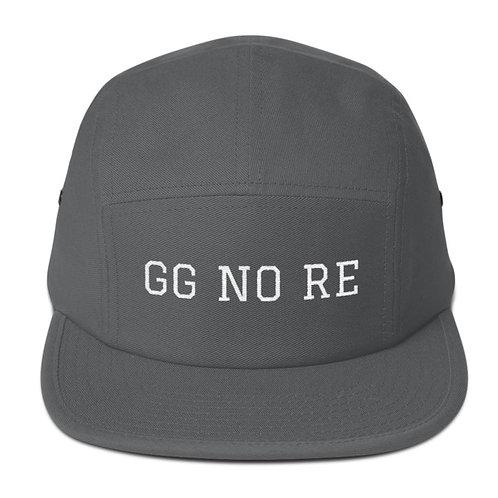GG NO RE 5-panel Camper Hat