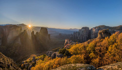 stock-photo-holy-sunset-meteora-13253007