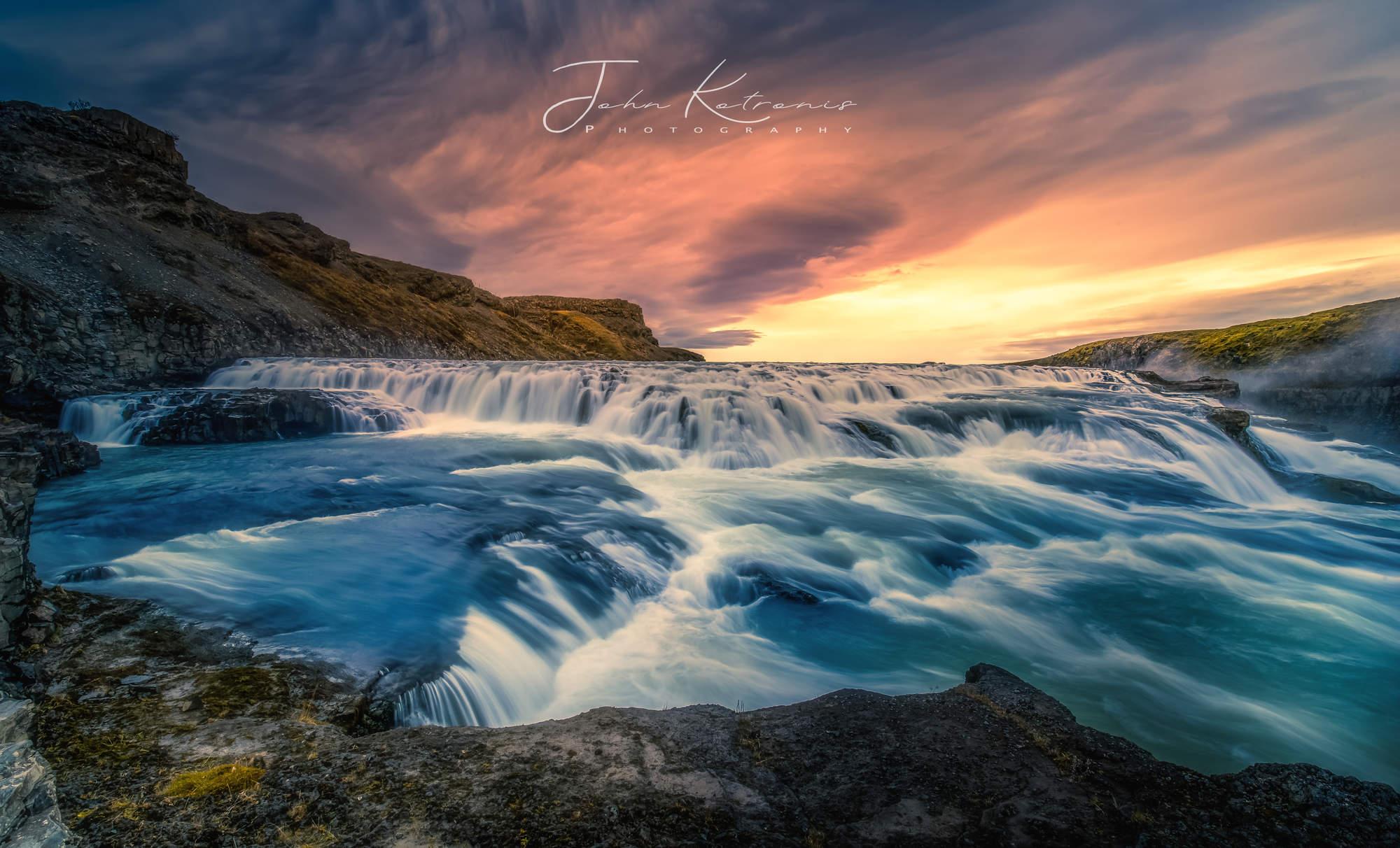 stock-photo-gullfoss-waterfall-iceland-2