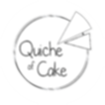 Quiche of Cake logo