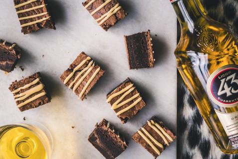Brownies likeur 43