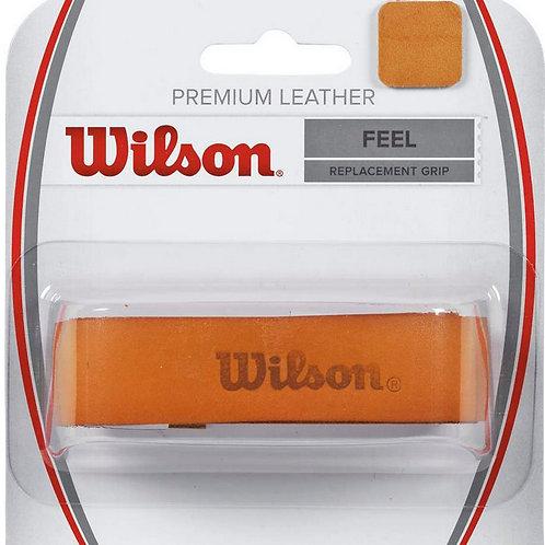 Wilson Premium Leather Ersatzgriffband