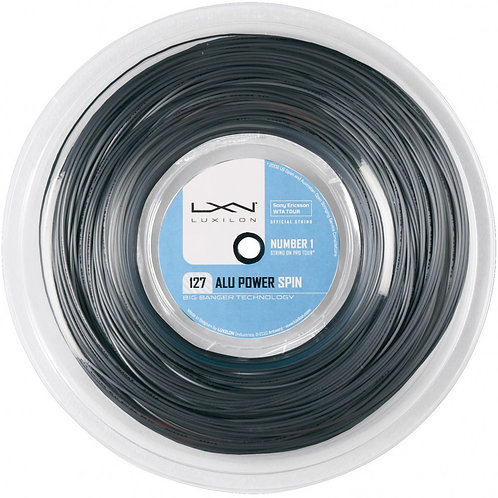 Big Banger Alu Power Spin 200m Rolle
