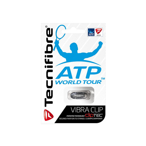 Tecnifibre Vibra Clip Dämpfer 1er Pack