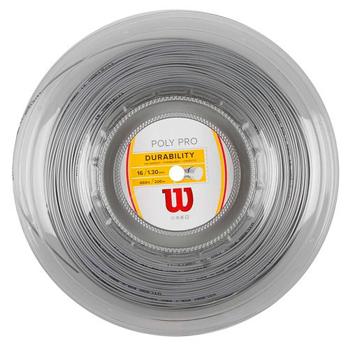 Wilson Poly Pro 200m Rolle